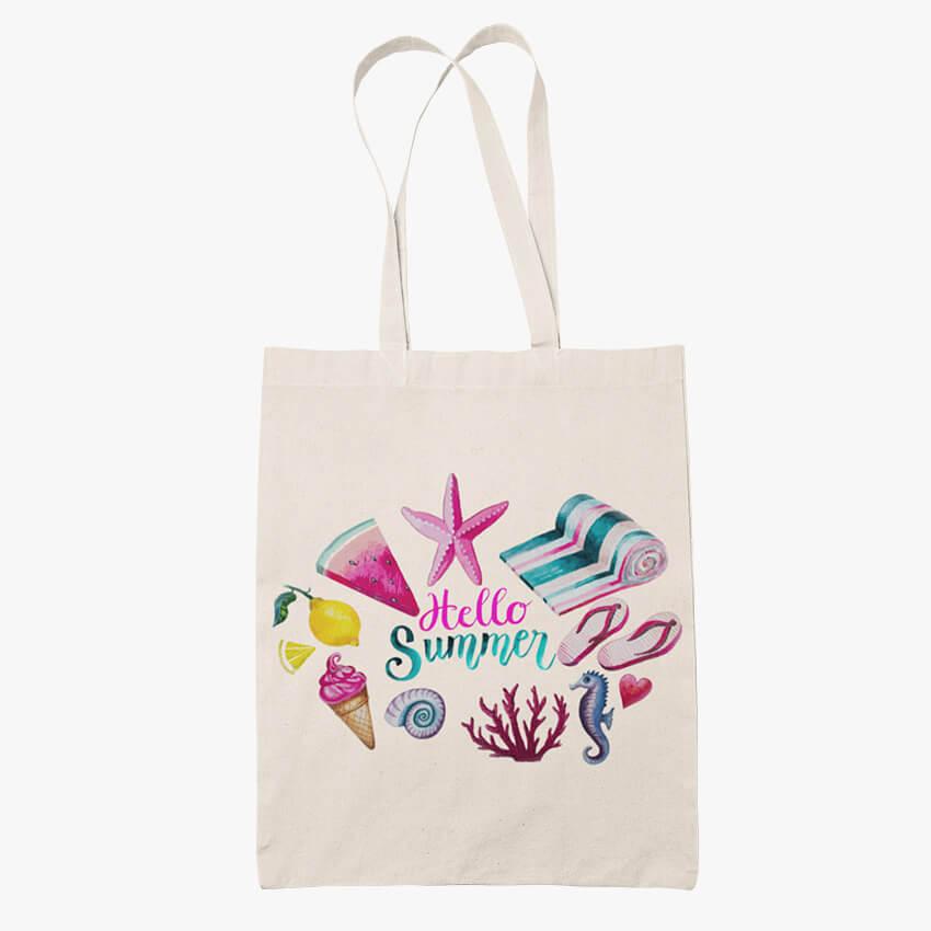 еко чанта hello summer